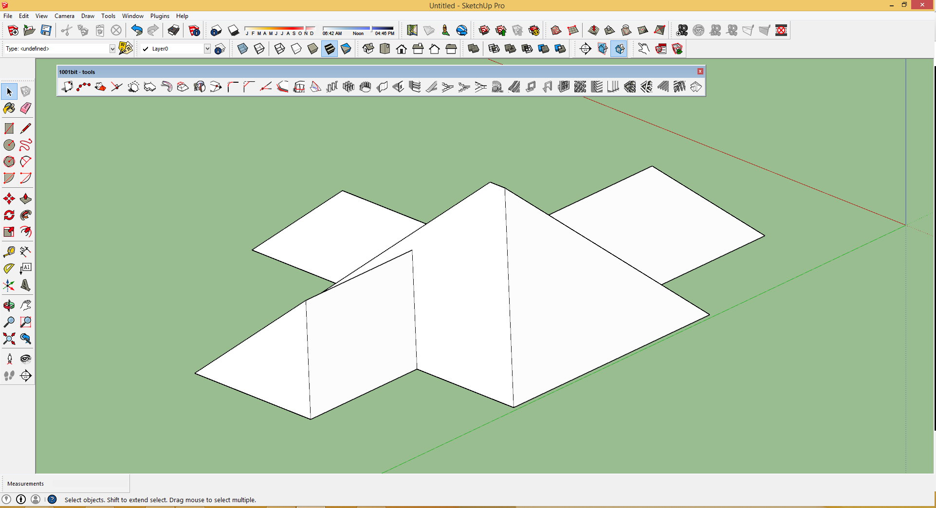 sketchup 101bit